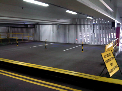 T1 Multi-storey Car Park Refurbishment