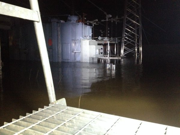 Lancaster Substation Flood Alleviation